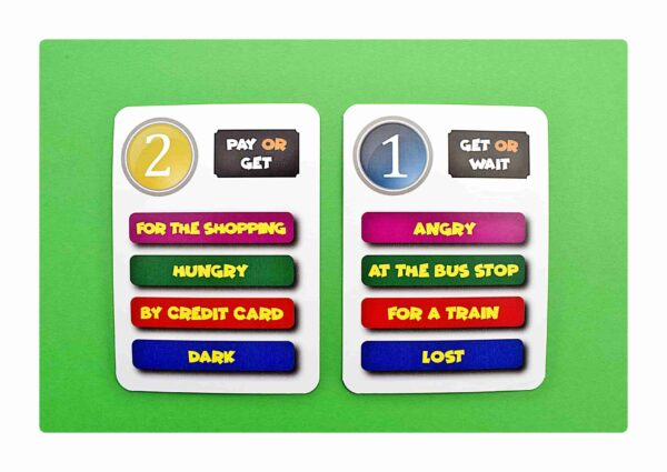 Collocations part one gry do nauki języka angielskiego (2)