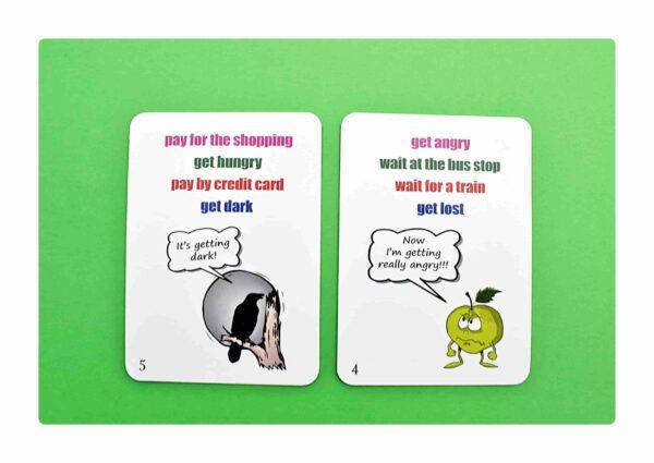 Collocations part one gry do nauki języka angielskiego (3)