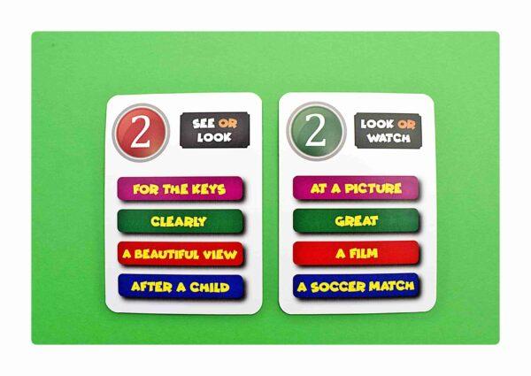 Collocations part one gry do nauki języka angielskiego (4)