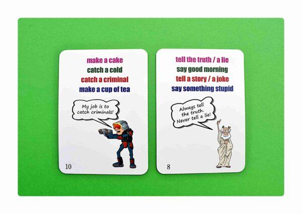 Collocations part one gry do nauki języka angielskiego (7)