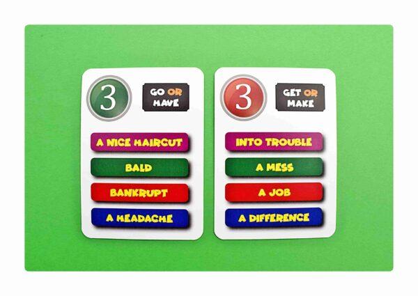Collocations part one gry do nauki języka angielskiego (8)