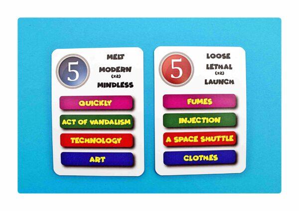 Collocations part two gry do nauki języka angielskiego (2)