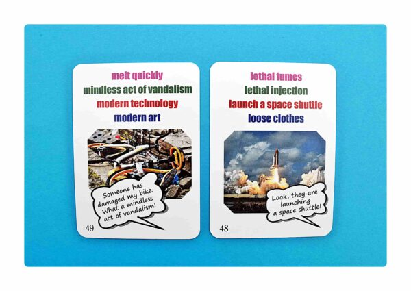Collocations part two gry do nauki języka angielskiego (3)