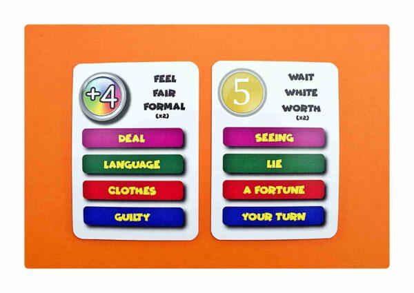 Collocations part two gry do nauki języka angielskiego (4)