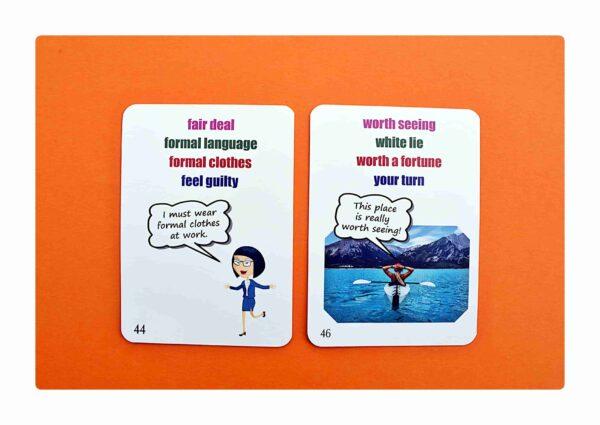 Collocations part two gry do nauki języka angielskiego (5)