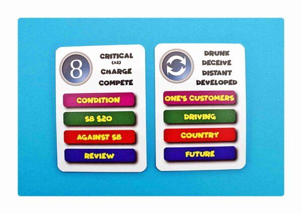 Collocations part two gry do nauki języka angielskiego (8)