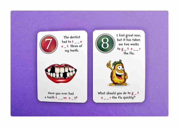 phrasal verbs part two gry do nauki języka angielskiego (4)
