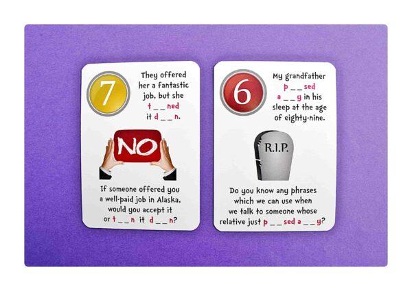 phrasal verbs part two gry do nauki języka angielskiego (6)