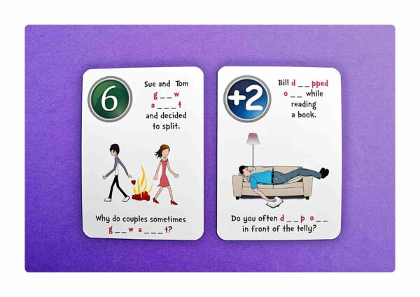 phrasal verbs part two gry do nauki języka angielskiego (8)