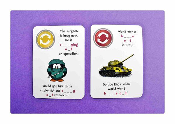 phrasal verbs part two gry do nauki języka angielskiego (9)