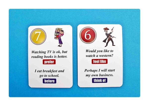 sentence transformations #1 gry do nauki języka angielskiego (10)