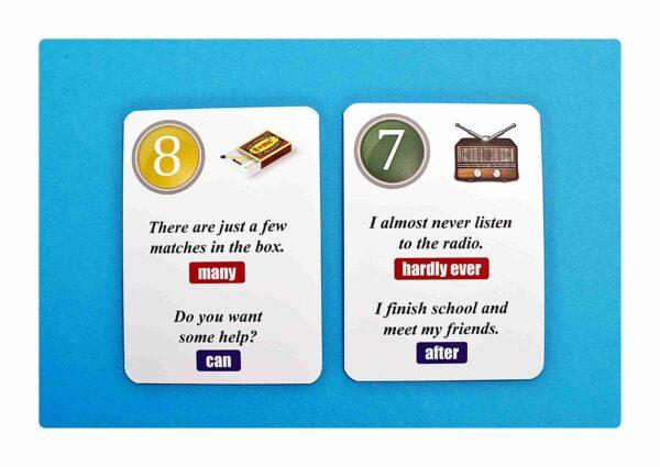 sentence transformations #1 gry do nauki języka angielskiego (11)
