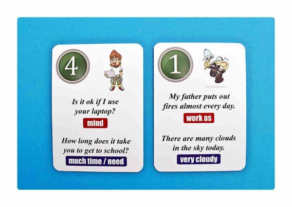 sentence transformations #1 gry do nauki języka angielskiego (4)