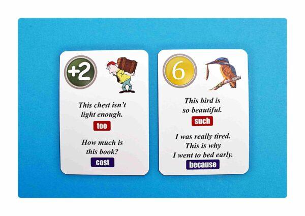 sentence transformations #1 gry do nauki języka angielskiego (9)