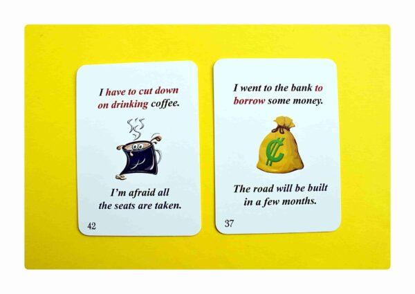 sentence transformations #2 gry do nauki języka angielskiego (5)