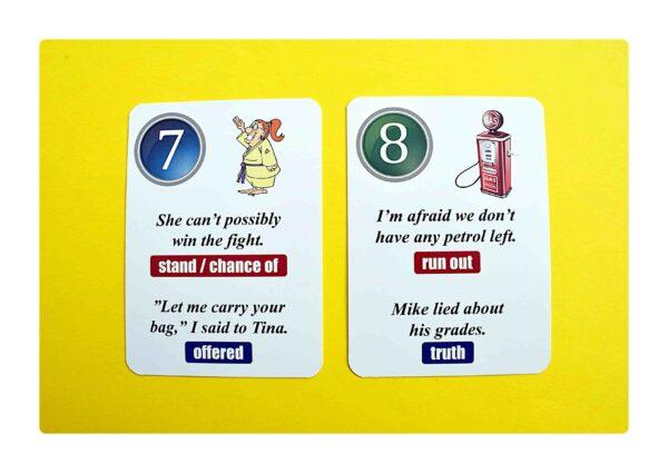sentence transformations #2 gry do nauki języka angielskiego (6)