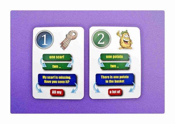 singular vs plural gry do nauki języka angielskiego (4)