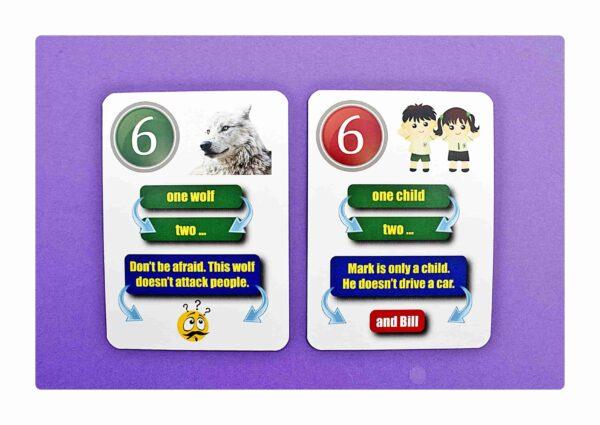 singular vs plural gry do nauki języka angielskiego (9)